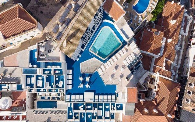 Отель The New California Hotel - Adults Only Португалия, Албуфейра - отзывы, цены и фото номеров - забронировать отель The New California Hotel - Adults Only онлайн вид на фасад
