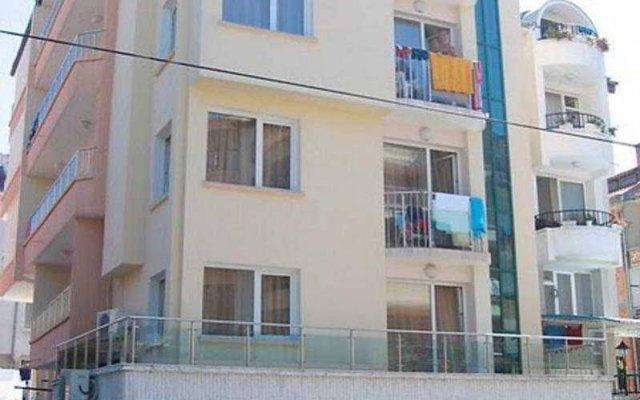 Отель Italia Nessebar Болгария, Несебр - 1 отзыв об отеле, цены и фото номеров - забронировать отель Italia Nessebar онлайн вид на фасад