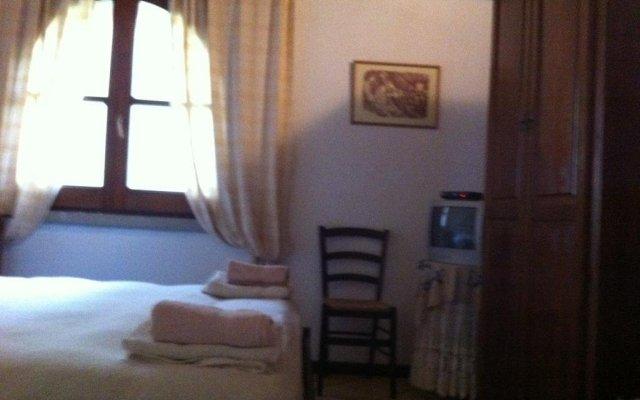 Отель Agriturismo Il Giglio Ористано комната для гостей