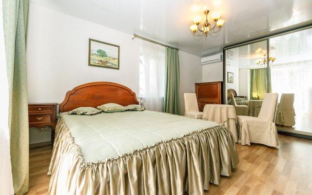 Отель Lesi Ukrainky Boulevard Киев комната для гостей