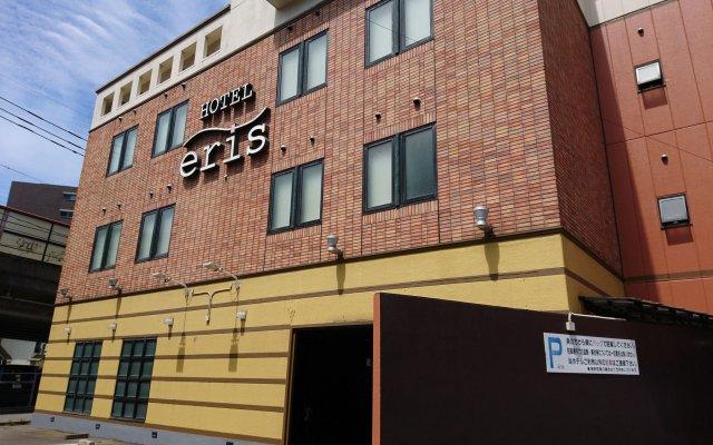 Hotel Eris Hakata - Adult Only Фукуока вид на фасад