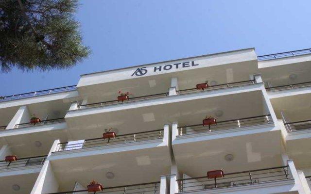 As Hotel Голем вид на фасад