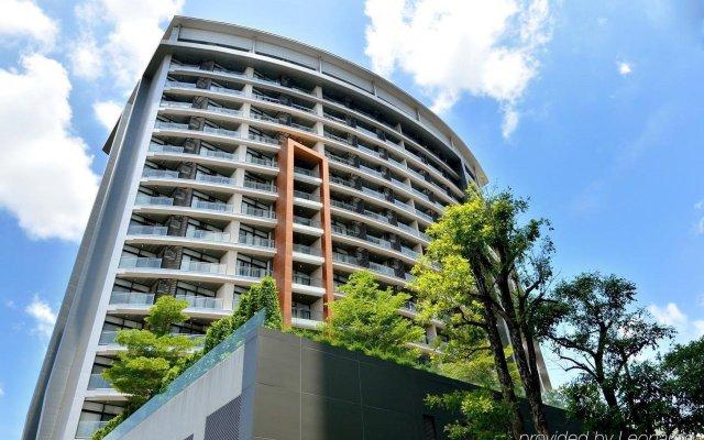 Отель AETAS residence Таиланд, Бангкок - 2 отзыва об отеле, цены и фото номеров - забронировать отель AETAS residence онлайн вид на фасад