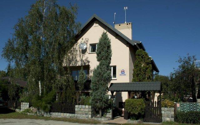 Отель Villa A8 Польша, Вроцлав - отзывы, цены и фото номеров - забронировать отель Villa A8 онлайн вид на фасад