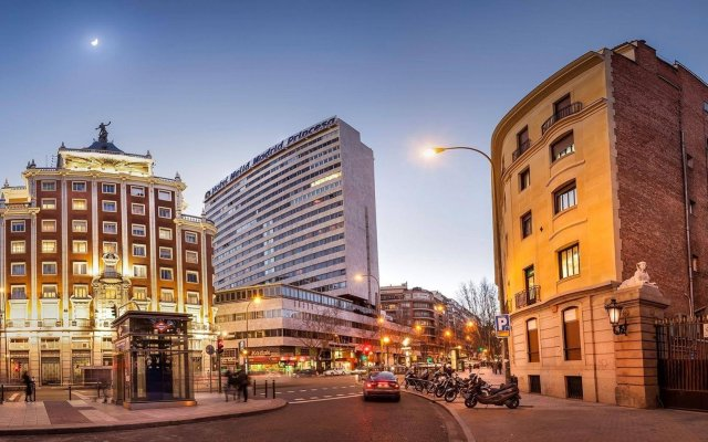 Melia Madrid Princesa in Madrid, Spain from 186$, photos, reviews ...