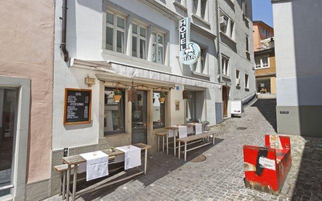 Отель Rössli Швейцария, Цюрих - отзывы, цены и фото номеров - забронировать отель Rössli онлайн вид на фасад