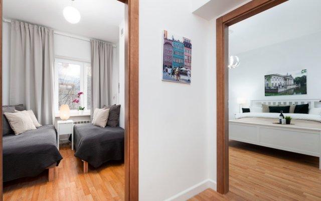 Отель Little Home - New Deco Польша, Варшава - отзывы, цены и фото номеров - забронировать отель Little Home - New Deco онлайн комната для гостей