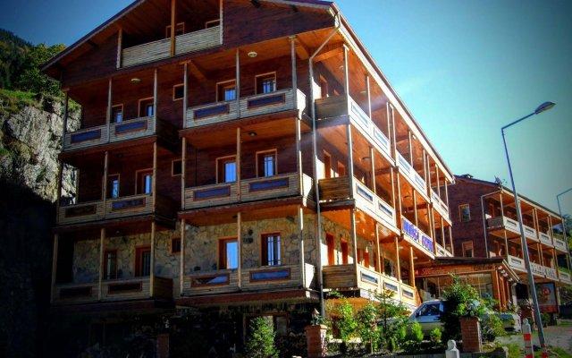 Meric Hotel Турция, Узунгёль - отзывы, цены и фото номеров - забронировать отель Meric Hotel онлайн вид на фасад