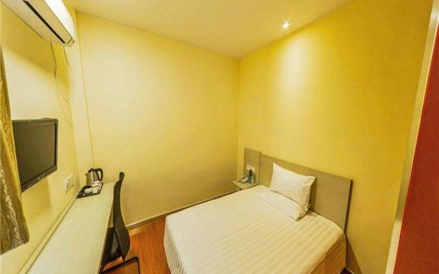 Отель Hanting Express Shanghai Hongqiao Zhongshan West Road комната для гостей