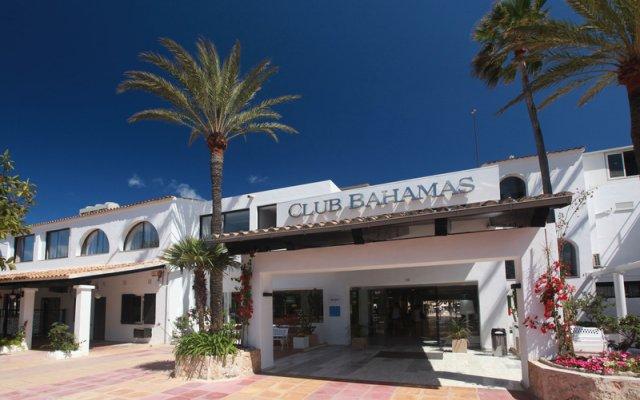 Отель FERGUS Style Bahamas вид на фасад