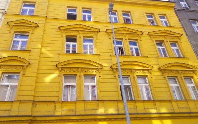 Апартаменты Apartment Zarra вид на фасад