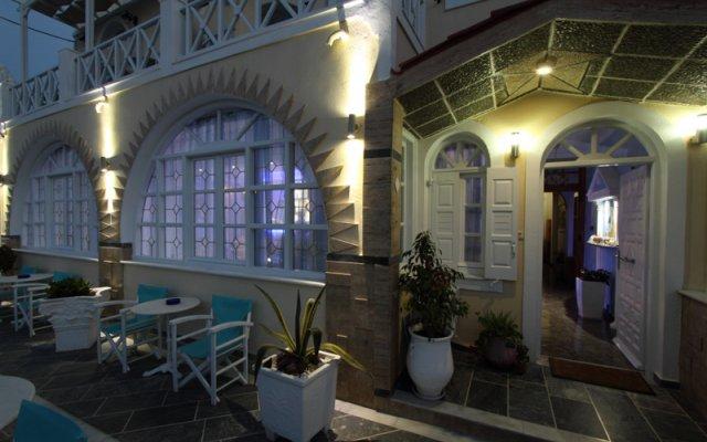 Hotel Golden Star вид на фасад
