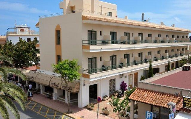 Hotel Los Rosales балкон