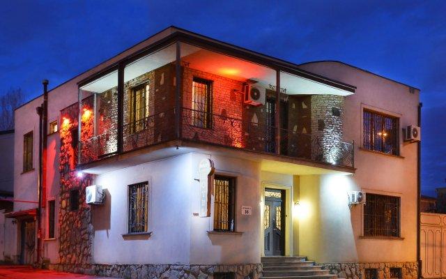 Hotel La Strada вид на фасад