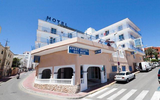 Apart-Hotel del Mar - Adults Only вид на фасад