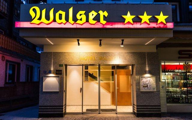 Hostel Walser