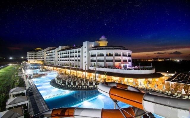 Port River Hotel - All Inclusive вид на фасад