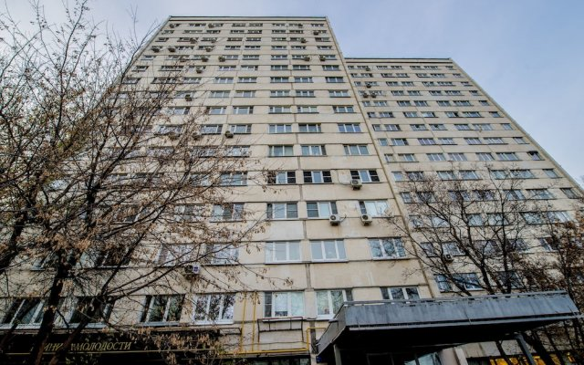 Гостиница Domumetro на Вавилова вид на фасад