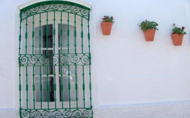 Отель Hostal El Arco вид на фасад