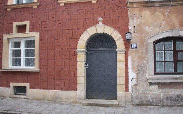 Апартаменты Crystal Apartment Old Town Варшава вид на фасад