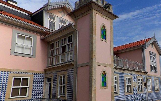 Отель Palácio Nova Seara AL Армамар вид на фасад