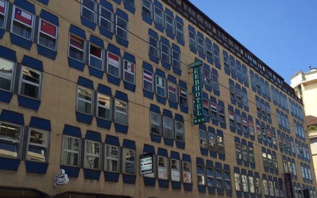 Отель Keb Hotel Италия, Милан - отзывы, цены и фото номеров - забронировать отель Keb Hotel онлайн вид на фасад