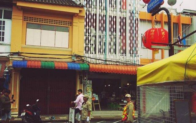 Отель Gotum 2 Таиланд, Пхукет - отзывы, цены и фото номеров - забронировать отель Gotum 2 онлайн вид на фасад