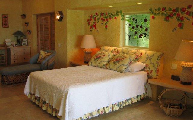 Отель Villa De La Playa Мексика, Сан-Хосе-дель-Кабо - отзывы, цены и фото номеров - забронировать отель Villa De La Playa онлайн комната для гостей