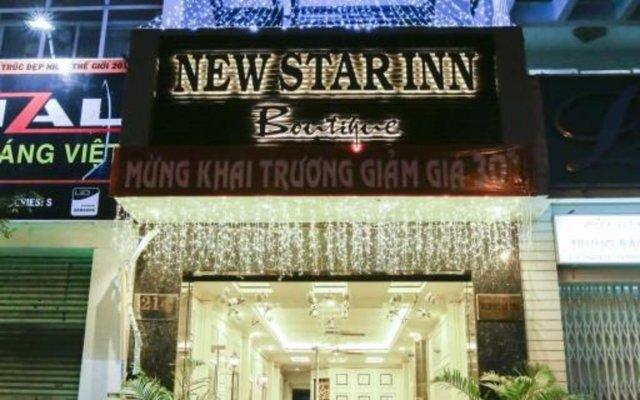 NEW STAR INN Boutique Hotel вид на фасад