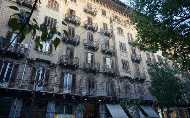 Ambasciatori Hotel вид на фасад