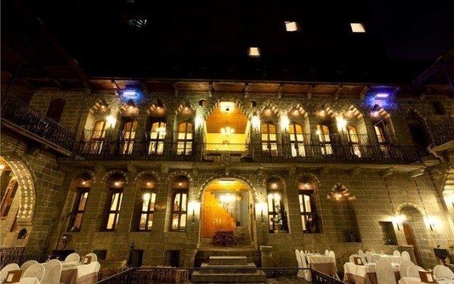 The Green Park Hotel Diyarbakir Турция, Диярбакыр - отзывы, цены и фото номеров - забронировать отель The Green Park Hotel Diyarbakir онлайн вид на фасад