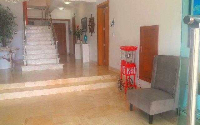 Отель Vista Marina Residence Доминикана, Бока Чика - отзывы, цены и фото номеров - забронировать отель Vista Marina Residence онлайн вид на фасад