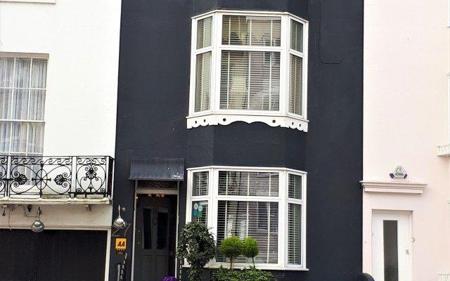 Отель 27 Brighton Великобритания, Кемптаун - отзывы, цены и фото номеров - забронировать отель 27 Brighton онлайн вид на фасад
