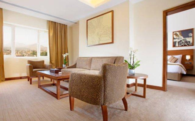 Copthorne Hotel Baranan комната для гостей