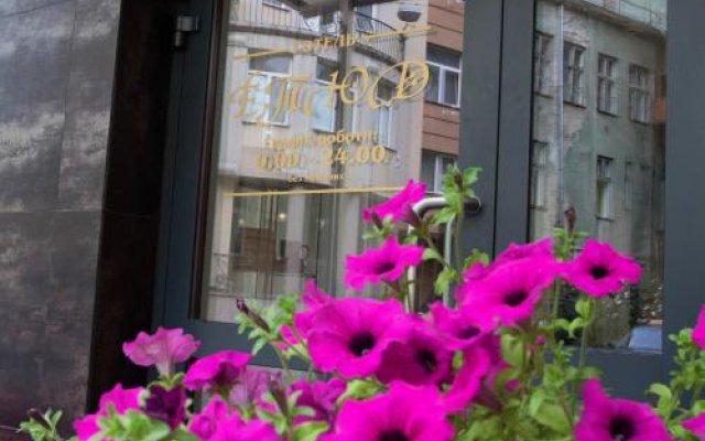 Гостиница Etude Hotel Украина, Львов - отзывы, цены и фото номеров - забронировать гостиницу Etude Hotel онлайн вид на фасад