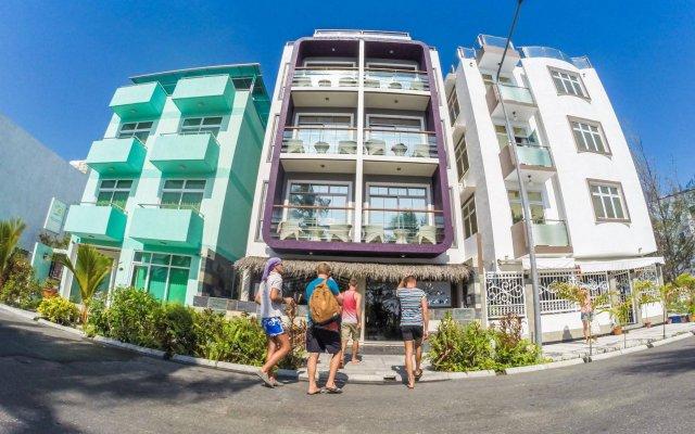 Отель Ocean Grand at Hulhumale Мальдивы, Мале - отзывы, цены и фото номеров - забронировать отель Ocean Grand at Hulhumale онлайн вид на фасад