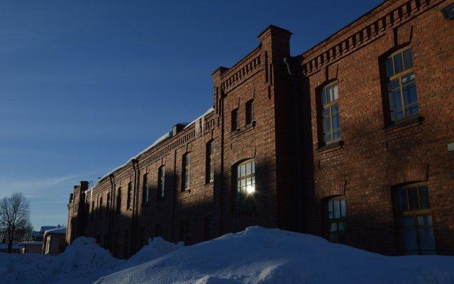 Отель Hotelli Rakuuna Финляндия, Лаппеэнранта - отзывы, цены и фото номеров - забронировать отель Hotelli Rakuuna онлайн вид на фасад