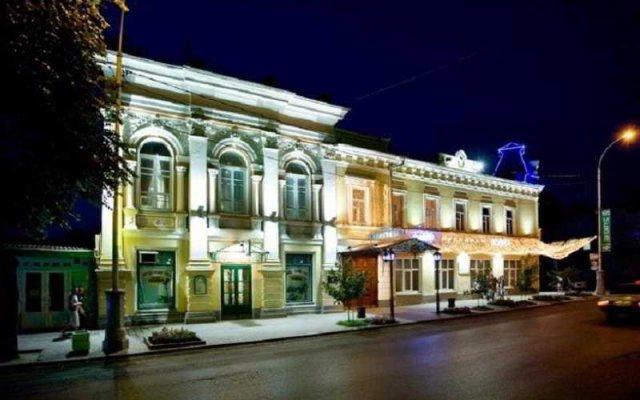 Отель Бристоль-Центральная