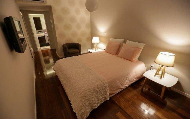 Отель Maggie Homestyle - Topfloor View Понта-Делгада комната для гостей