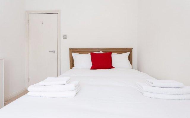 Отель Amazing One Bedroom Apartment in Paddington Великобритания, Лондон - отзывы, цены и фото номеров - забронировать отель Amazing One Bedroom Apartment in Paddington онлайн вид на фасад