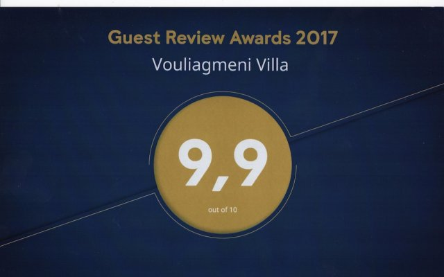 Отель Vouliagmeni Villa Греция, Вари-Вула-Вулиагмени - отзывы, цены и фото номеров - забронировать отель Vouliagmeni Villa онлайн вид на фасад