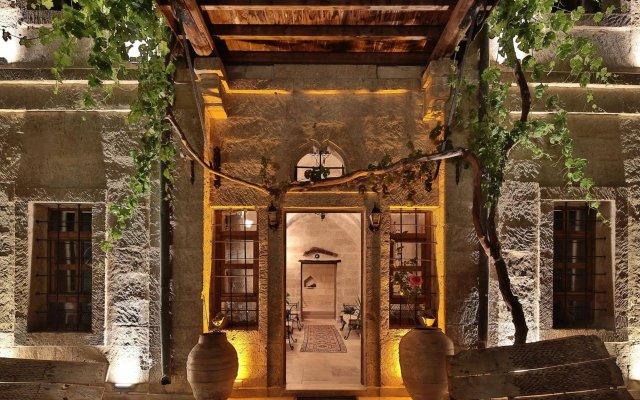 Elif Stone House Турция, Ургуп - 1 отзыв об отеле, цены и фото номеров - забронировать отель Elif Stone House онлайн вид на фасад