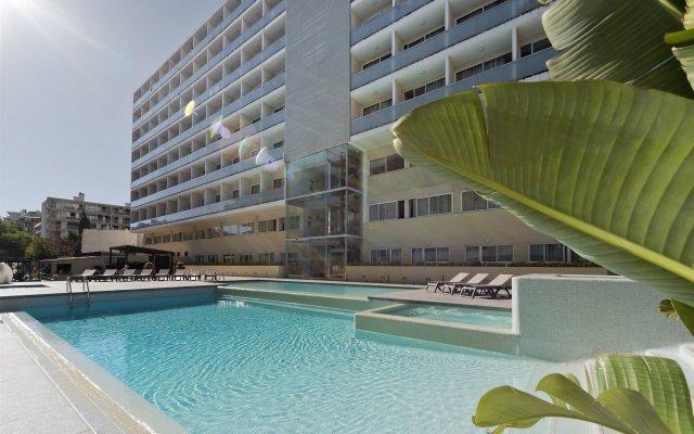 Отель 4R Salou Park Resort I вид на фасад