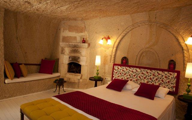 Hezen Cave Hotel Ургуп комната для гостей