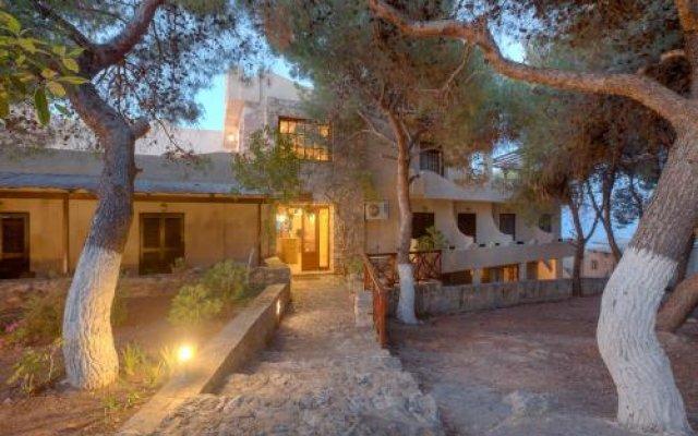 Отель Abatis Греция, Агистри - отзывы, цены и фото номеров - забронировать отель Abatis онлайн вид на фасад