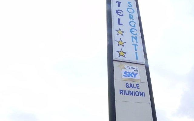 Отель Le Sorgenti Италия, Больцано-Вичентино - отзывы, цены и фото номеров - забронировать отель Le Sorgenti онлайн вид на фасад