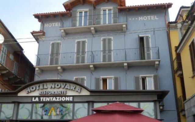 Отель Novara Италия, Вербания - отзывы, цены и фото номеров - забронировать отель Novara онлайн вид на фасад