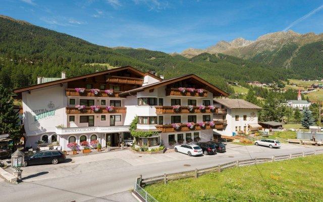 Отель Erhart Австрия, Хохгургль - отзывы, цены и фото номеров - забронировать отель Erhart онлайн вид на фасад