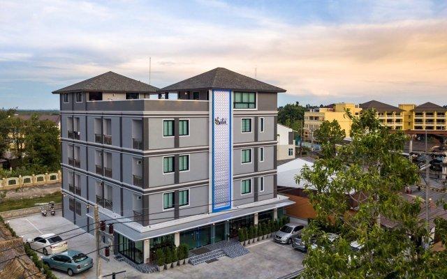 Отель Sita Krabi Hotel Таиланд, Краби - отзывы, цены и фото номеров - забронировать отель Sita Krabi Hotel онлайн вид на фасад
