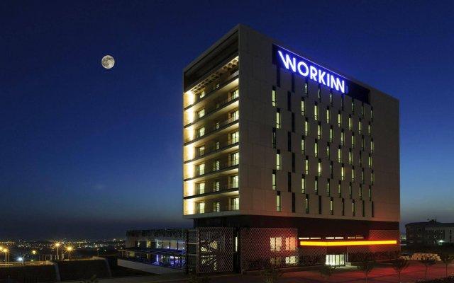 Workinn Hotel вид на фасад